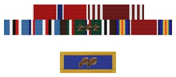 DPC Ribbon Rack